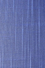 Шантунг синий